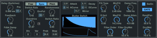 Stutter Switch